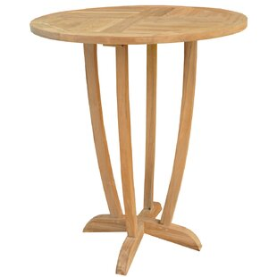 Miami Teak Bar Table by Chic Teak