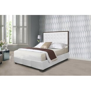 Mercer41 Ishaan Upholstered Platform Bed