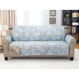 Key Largo Reversible T-Cushion Sofa Slipcover by Dovecove