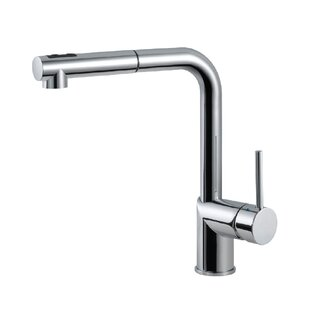 Houzer Vitale Pull-down Single Handle Kitchen Faucet