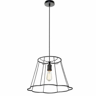 Isabeau 1-Light Lantern Pe..