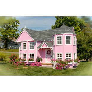 Sara's Victorian Mansion DIY Kit 16' Playhouse ByLittle Cottage Company