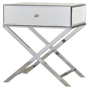 Desidério End Table With Storage