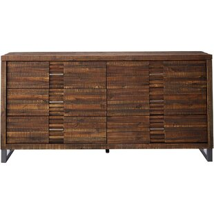 Blumberg Wooden 6 Drawer Double Dresser
