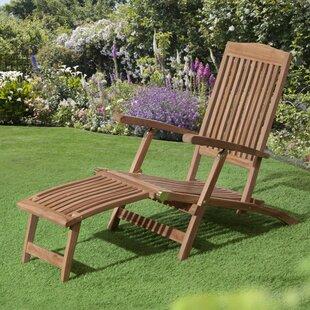 Beautiful Reade Teak Patio Chair