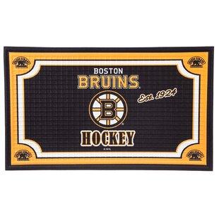 NHL Embossed Doormat ByEvergreen Enterprises, Inc