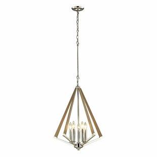 Elk Lighting Madera 5-Light Geometric Chandelier