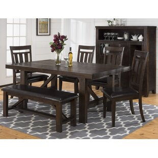 Cadwallader 6 Piece Dining Set DarHome Co