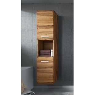 Randel 30cm X 131cm Corner Wall Mounted Cabinet By Belfry Bathroom