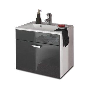 Belfry Bathroom 61 cm Einzelwaschbeckenunterschrank-Set Marano