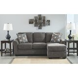 Ashburn 89 Reversible Sectional by Wrought Studio™