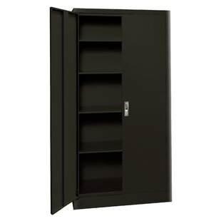 Review Elite Radius Edge 2 Door Storage Cabinet by Sandusky Cabinets