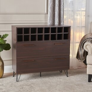 Shopping for Aguirre Mid Century Bar Cabinet By Langley Street