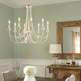 Polito 8-Light Candle Style Classic / Traditional Chandelier