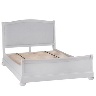 Alyce Upholstered Bed By August Grove