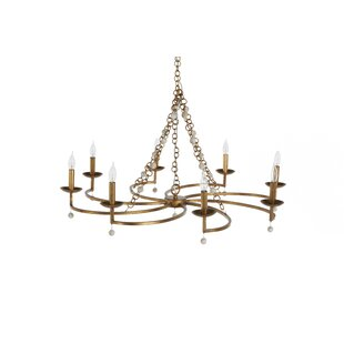 Carrie 8-Light Chandelier ..