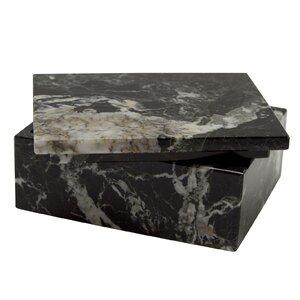 Ellenboro Keepsake Box with Removable Lid