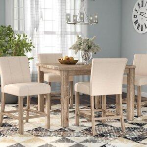 Height Of Dining Room Table glamorous average height of a dining room table 15 for used dining room chairs with average height of a dining room table Shaunda Casual 5 Piece Counter Height Dining Set