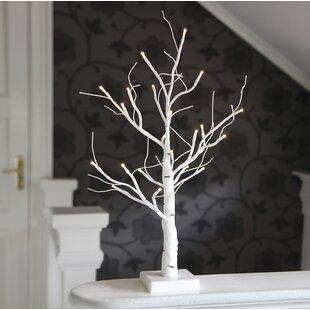 20-Light White Battery Tree Lamp By The Seasonal Aisle