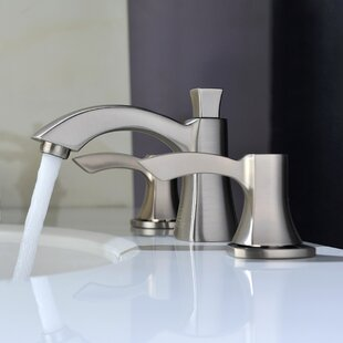 ANZZI Sonata Widespread Bathroom Faucet with..