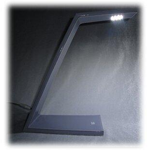 Reviews Naethe LED 14 Desk Lamp By Orren Ellis
