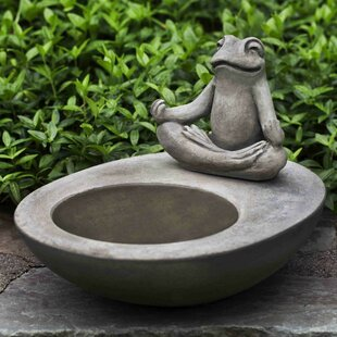 Campania International Zen Element Birdbath