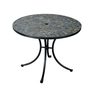 Sequoyah Stone/Concrete Dining Table by L..