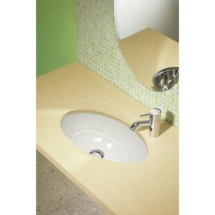 DECOLAV Classically Redefined Ceramic Ova..