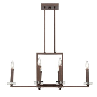 Gracie Oaks Marcotte 8-Light Chandelier
