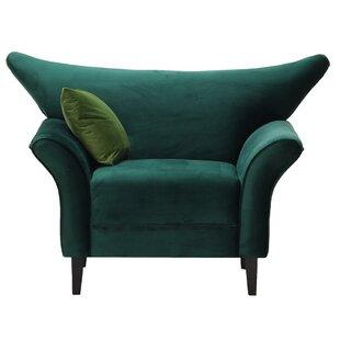 Senoia Armchair by Everly Quinn