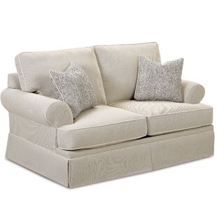 Francis Loveseat by Klaussner Furniture