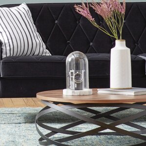 Coito Coffee Table by Mistana