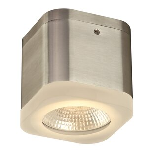 Looking for Wesham 1-Light Outdoor Flush Mount By Ebern Designs