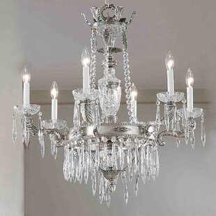 Classic Lighting Duchess 6-Light Candle Style Chandelier
