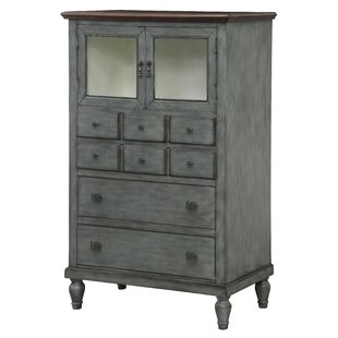Arleen Pie 2 Door Accent Cabinet by August Grove