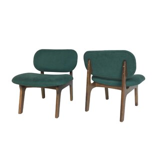 Bohannon Upholstered Dining Chair (Set of..