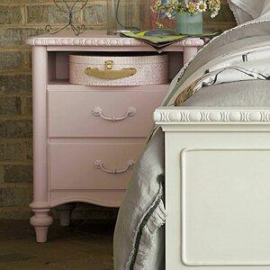 harriet bee chassidy 2 drawer nightstand