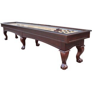 Charles River Pro-Style Shuffleboard Table ByPlaycraft