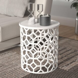 Dilan End Table by Ivy Bro..