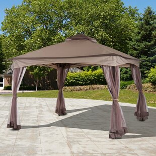 Callihan 3m X 3m Metal Patio Gazebo By Sol 72 Outdoor