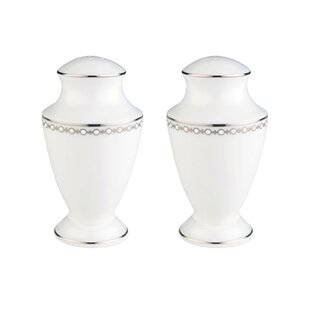 Pearl Platinum Salt and Pepper Shaker Set