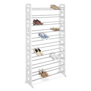Whitmor, Inc Floor 50 Pair Shoe Rack (Set of 2)