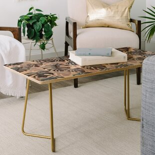 East Urban Home Dash and Ash Palm Springs Coffee Table
