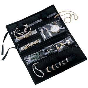 Storage and Organization Roll Jewelry Pouch