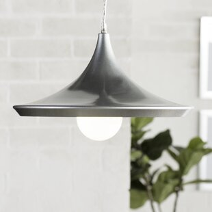 Mercury Row Capella 1-Light Cone Pendant