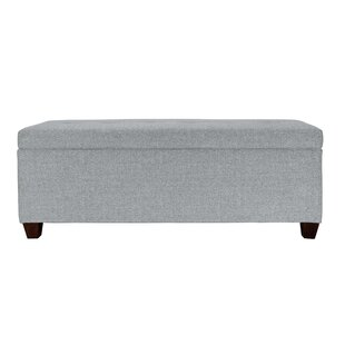 Reviews Lalonde Upholstered Storage Bench By Alcott Hill