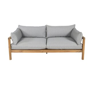 Charvi Wooden Bench By Sol 72 Outdoor