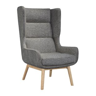 Cristy Wing Back Chair by Brayden Studio
