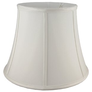 24 Faux Silk Bell Lamp Shade