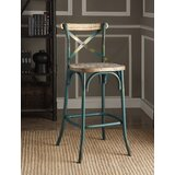 Wessels 29 Bar Stool by Gracie Oaks